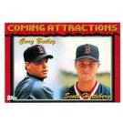 1994 Topps #764 Cory Bailey, Scott Hatteberg
