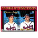 1994 Topps #777 Chipper Jones, Ryan Klesko