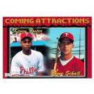 1994 Topps #786 Kevin Foster, Gene Schall