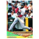 1994 Topps #263 Gerald Perry
