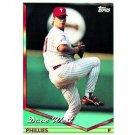 1994 Topps #266 David West