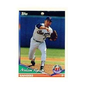 1994 Topps #34 Nolan Ryan