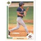1991 Upper Deck #2 Phil Plantier