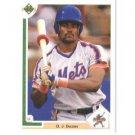 1991 Upper Deck #3 D.J. Dozier