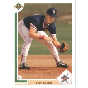 1991 Upper Deck #22 Scott Cooper
