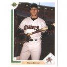 1991 Upper Deck #25 Steve Decker
