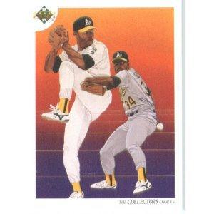1991 Upper Deck #28 Dave Stewart