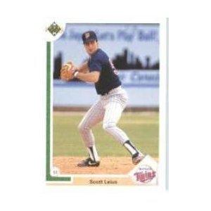1991 Upper Deck #35 Scott Leius