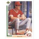 1991 Upper Deck #37 Terry Lee