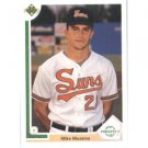 1991 Upper Deck #65 Mike Mussina