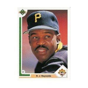 1991 Upper Deck #150 R.J. Reynolds