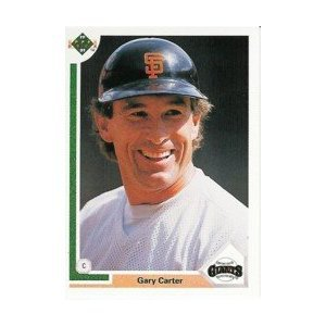 1991 Upper Deck #176 Gary Carter