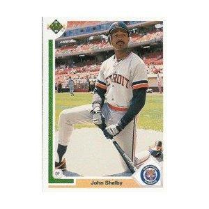 1991 Upper Deck #201 John Shelby