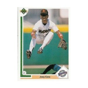 1991 Upper Deck #291 Joey Cora