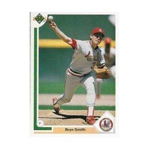 1991 Upper Deck #307 Bryn Smith