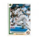 1991 Upper Deck #308 Mike Devereaux