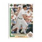 1991 Upper Deck #347 Cal Ripken, Jr.