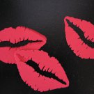 9 Lipstick Lips Scrapbooking Cut Shapes $1.50