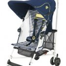 New in Box Maclaren Volo Nautical Stroller 5 pc Set