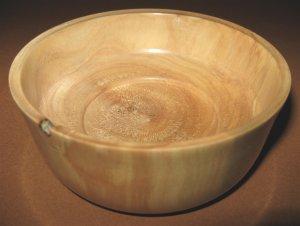 Soft Maple Bowl