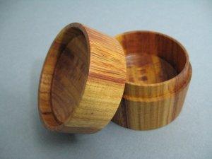 Canary Wood Box