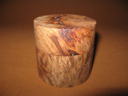 Eucalyptus Burl Box