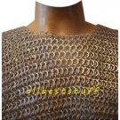 Aluminium Round Rivets with Flat Washers Chain Mail Shirt