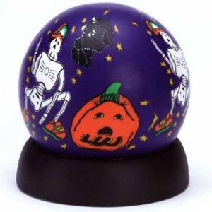 Fimo Halloween Design LED Lamp