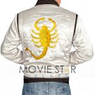 Ryan Gosling Drive Golden Scorpion Jacket