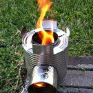 Red Rocket Stove
