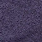 DB799 Miyuki Delica 11o Plum Dyed Opaque Matte Seed beads 15gr (SB135)