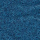 DB798 Miyuki Delica 11o Royal Blue Opaque Matte Seed beads 15gr (SB137)