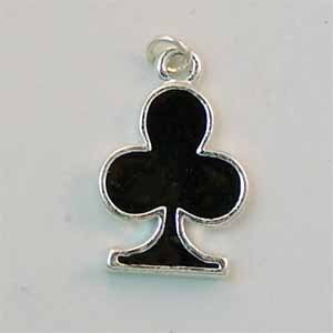 Club Card Suit Charm (PC499)