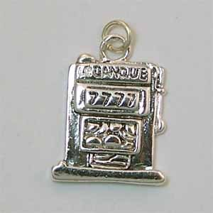 Slot Machine Silver Charm (PC504)
