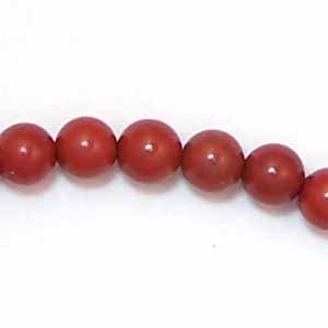 Red Jasper 4mm Round Beads (GE63)