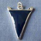 Blue Pennant Sports Charm (PC537)