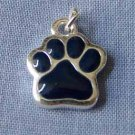 Blue Paw Mini Sports Charm (PC547)