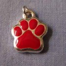 Red Paw Mini Sports Charm (PC552)