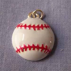 Baseball Sports Charm (PC585)