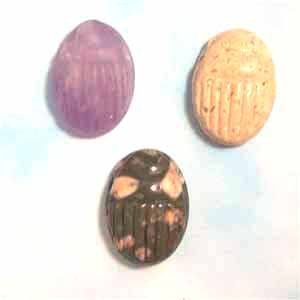 Scarab Gemstone Pendant (GE1188SCARAB)