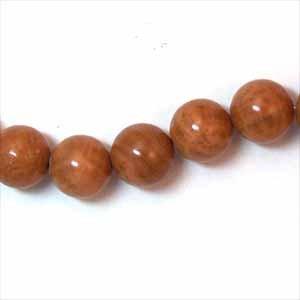 Tigerskin Jasper 8mm Round Beads (GE1359)
