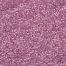 DB072 Miyuki Delica 11o Pale Lilac Lined Seed beads 15gr (SB1367)