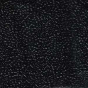 DB310 Miyuki Delica 11o Black Matte Seed beads 15gr (SB941)