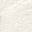 DB351 Miyuki Delica 11o White Matte Seed beads 15gr (SB942)