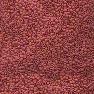 DB362 Miyuki Delica 11o Red Matte Seed beads 15gr (SB946)