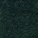 DB713 Miyuki Delica 11o Emerald Translucent Seed beads 15gr (SB1009)
