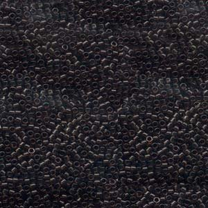 DB715 Miyuki Delica 11o Coffee Translucent Seed beads 15gr (SB1022)