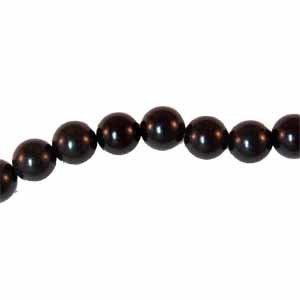 Blackstone 8mm Round Beads (GE1446)
