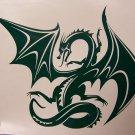 New Dragon sticker
