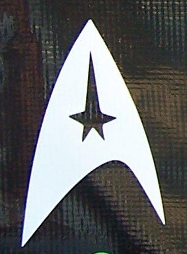 Star Trek Enterprise emblem sticker